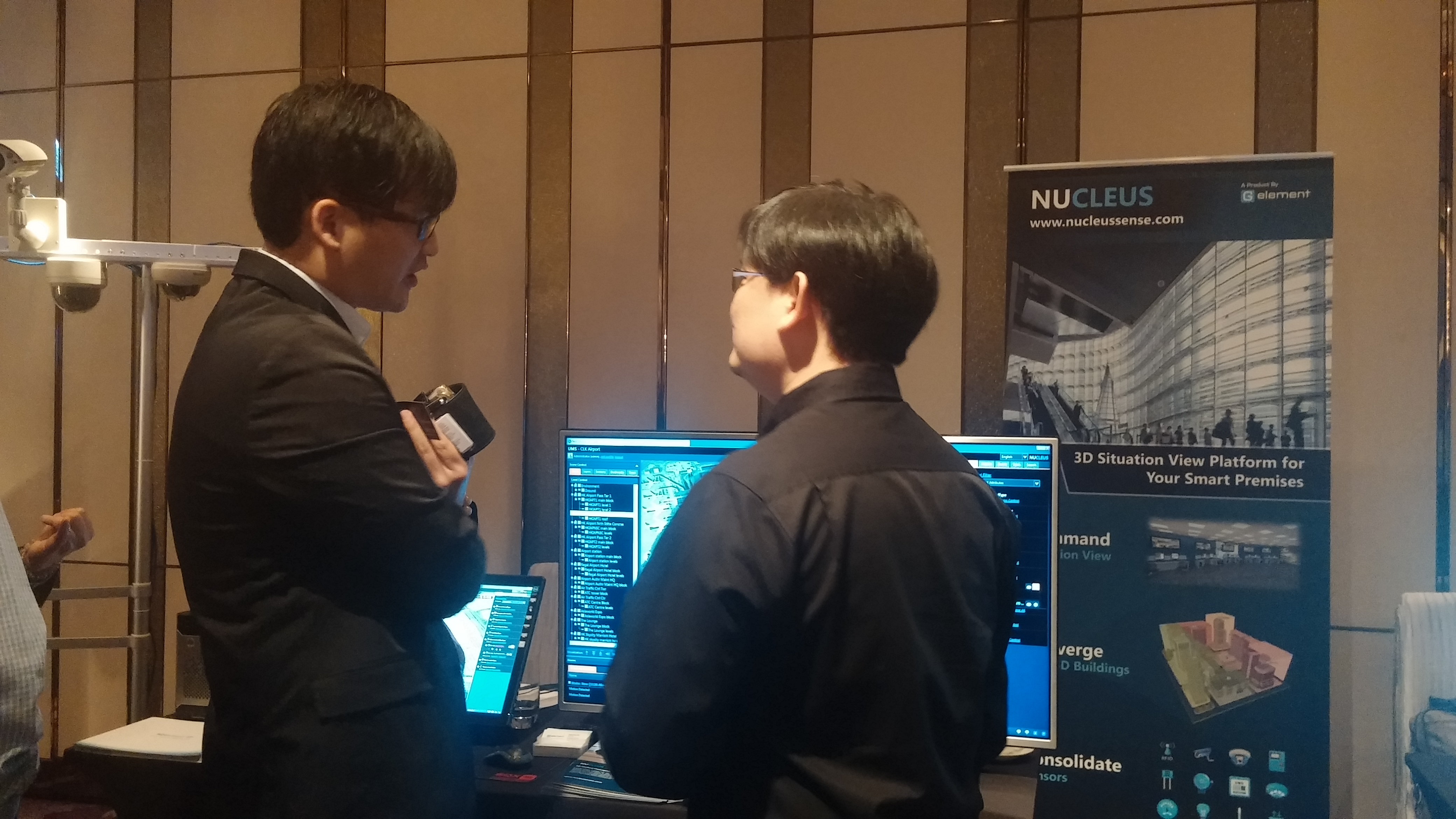 Nucleus trading system
